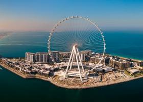 VIDEO  Aceasta este cea mai înaltă roată panoramică din lume: unde se află...