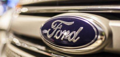 Ford anunță cea mai mare investiție din istoria companiei: 11,4 miliarde de...