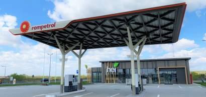 Rompetrol a deschis 10 noi stații de alimentare în România
