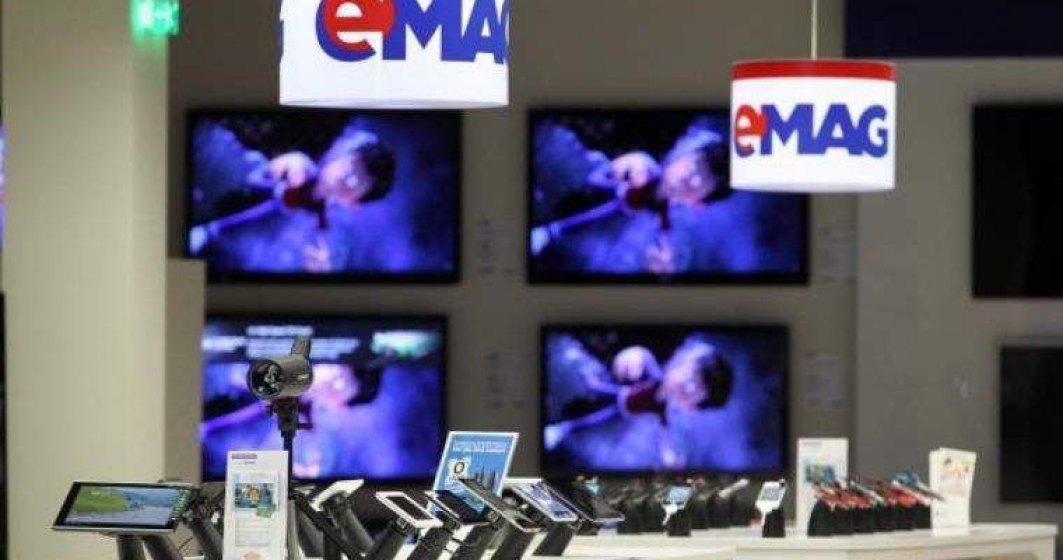 Zece oferte cu reduceri la produsele eMag, cu ocazia aniversarii a 15 ani