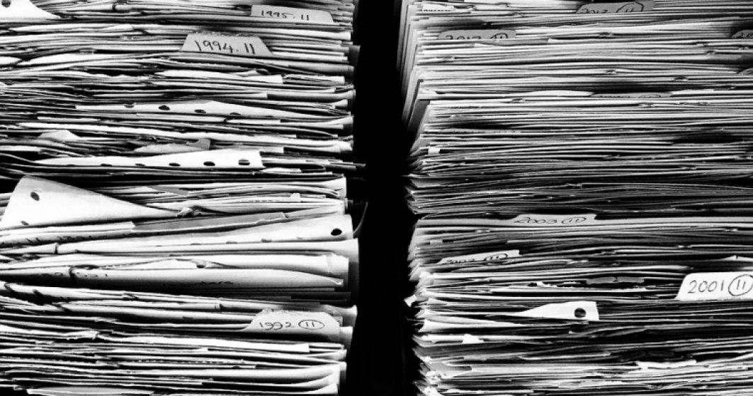 ANAF obliga firmele sa transmita exclusiv online principalele declaratii fiscale,incepand din 2018