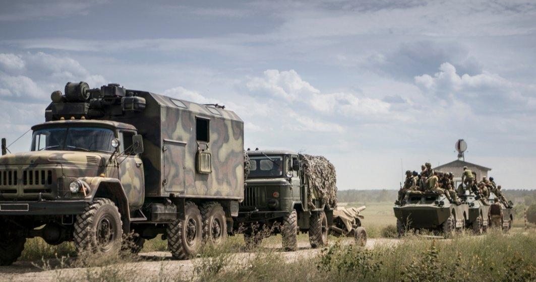 Rușii distribuie noi trupe la granițele sale de vest, ca răspuns la acțiunile NATO
