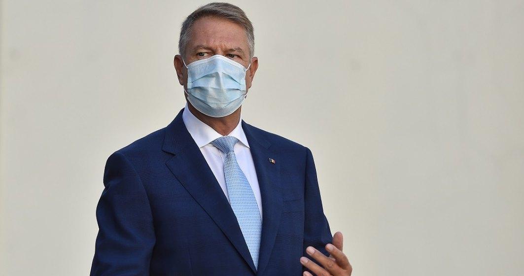 Iohannis merge azi la Matei Balș, locul în care a avut loc incendiul
