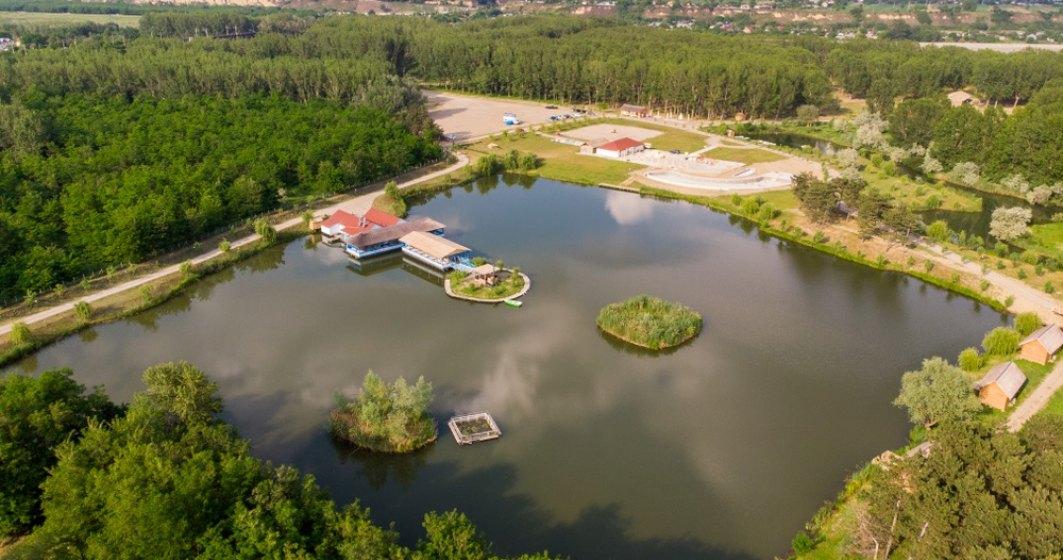 Turist în Țara Mea: Delta Siretului, surprinzătoarea oază de relaxare din Moldova