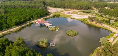 Turist în Țara Mea: Delta Siretului, surprinzătoarea oază de relaxare din...