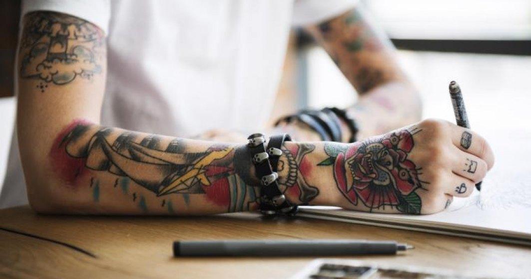 Povestea celui mai cunoscut artist tatuator din Romania