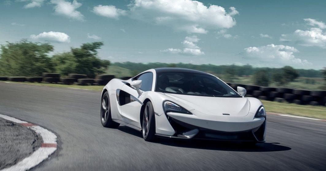 McLaren va înceta să mai producă automobile cu motoare pe benzină până în 2030