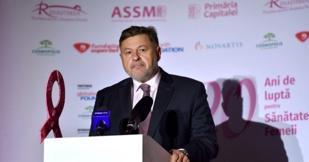 Alexandru Rafila - validat în Consiliul Politic Naţional al PSD pentru a fi propus premier