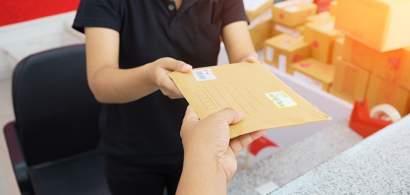 Posta Romana: In anii 90 romanii trimiteau scrisori, acum transmit facturi...