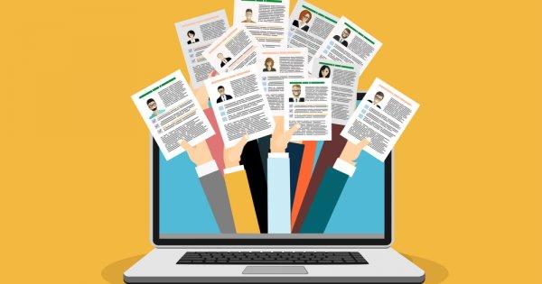 Peste 1 milion de aplicări la joburi, în iunie: Cele mai multe pozițiile noi...