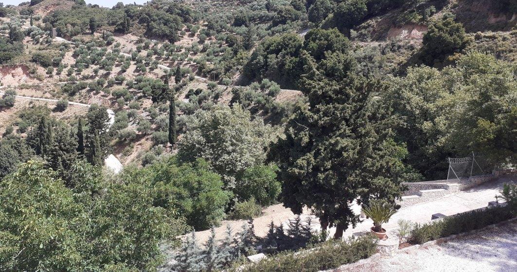 La munte, în Grecia