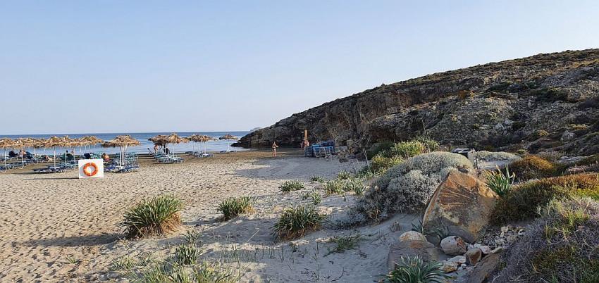 Plaja Lemnos Grecia