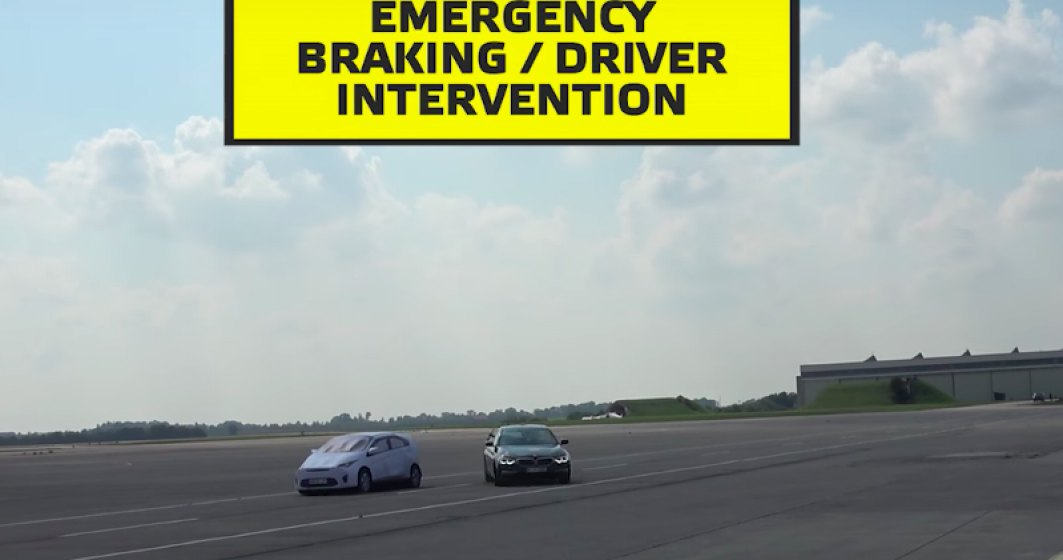 Euro NCAP testeaza pentru prima data tehnologia de condus autonom. Iata cum s-au descurcat 10 modele de masini