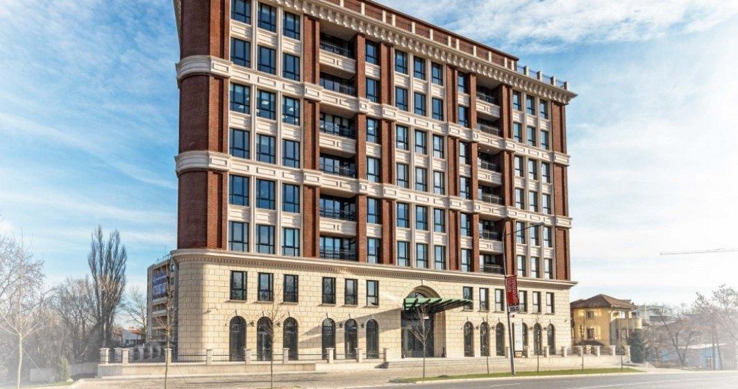 CBRE preia administrarea clădirii boutique Ethos House din Floreasca