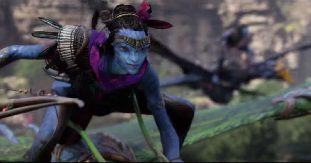 Primele imagini din jocul Avatar, creat de Ubisoft au fost prezentate la E3, cel mai mare salon de gaming din lume