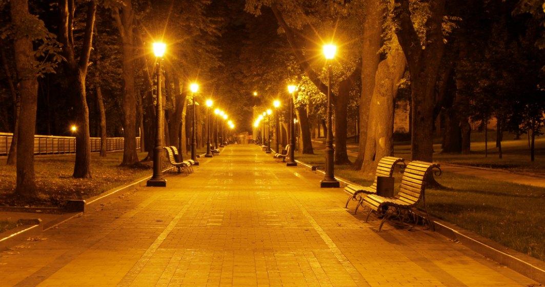 Investiții de 46 mil. lei în iluminatul public din Bacău