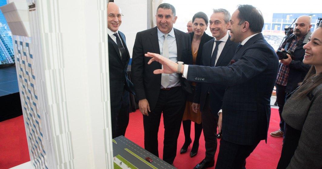 Accor va asigura managementul hotelului de 60 MIL. euro pe care Grupul Niro il construieste in Bucuresti. Cand se deschide noul Swissotel