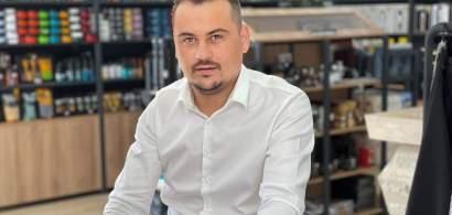 Fondatorul Barber Store România - Cristi Bostan - dorește să dezvolte piața...