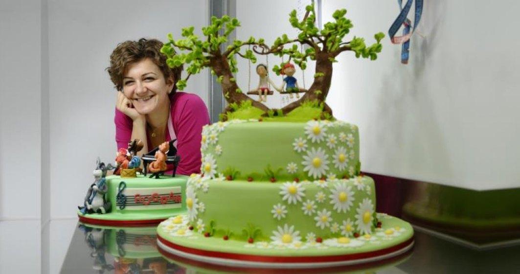 Sweet Ela, afacerea de un milion de lei cu torturi si prajituri realizate dupa retete de familie