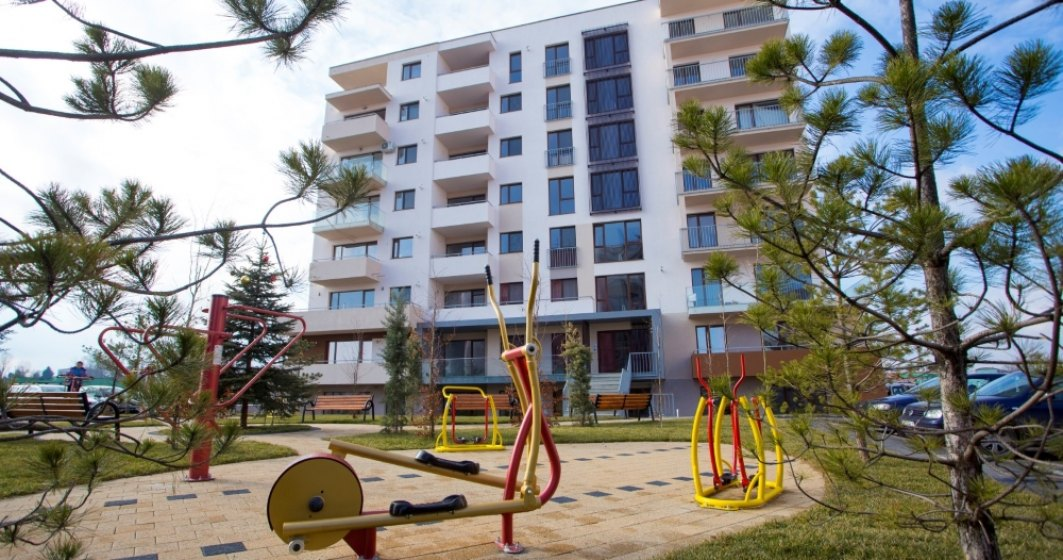 Razvan Luca, dezvoltatorul proiectul rezidential Class Park din Targoviste, a finalizat in acest an al 9-lea bloc din complex
