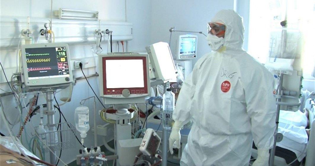 Spitalul de Boli Infecțioase Victor Babeș din Timișoara a crescut numărul de paturi pentru pacienții cu coronavirus