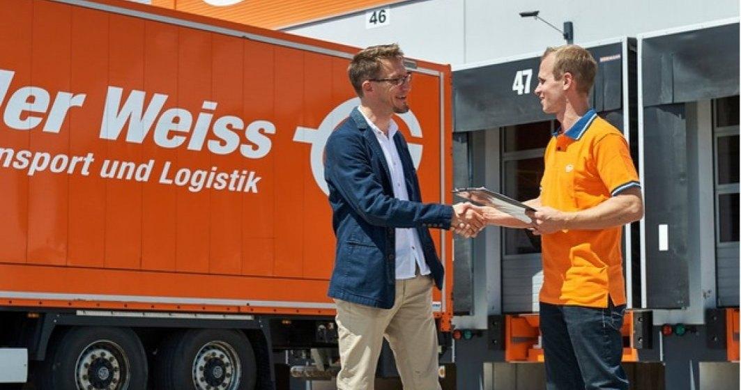 Gebrüder Weiss vizează extinderea spațiilor logistice din România