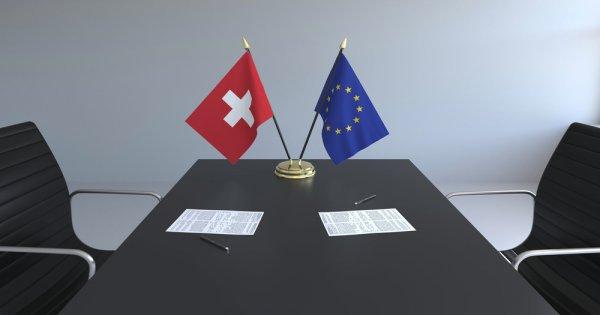 Neînțelegeri între UE și Elveția: Elvețienii nu mai vor să negocieze în...