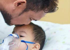 Spitalele de pediatrie din București sunt pline de copii infectați cu noul...