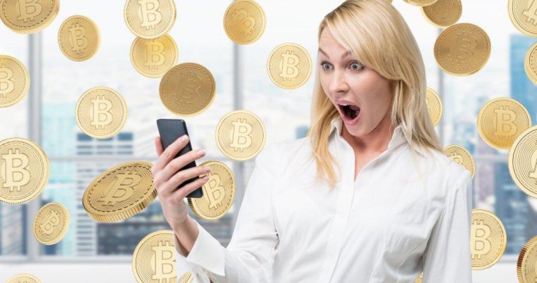 "Schimbare pe podiumul criptomonedelor dupa o crestere de peste 70%: Cine ""ii sufla in ceafa"" monedei Bitcoin"