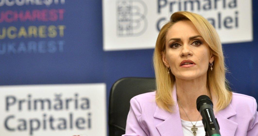 Gabriela Firea: Am pregatit plangerea impotriva ministrului Mediului, pentru ca a indus panica in randul populatiei