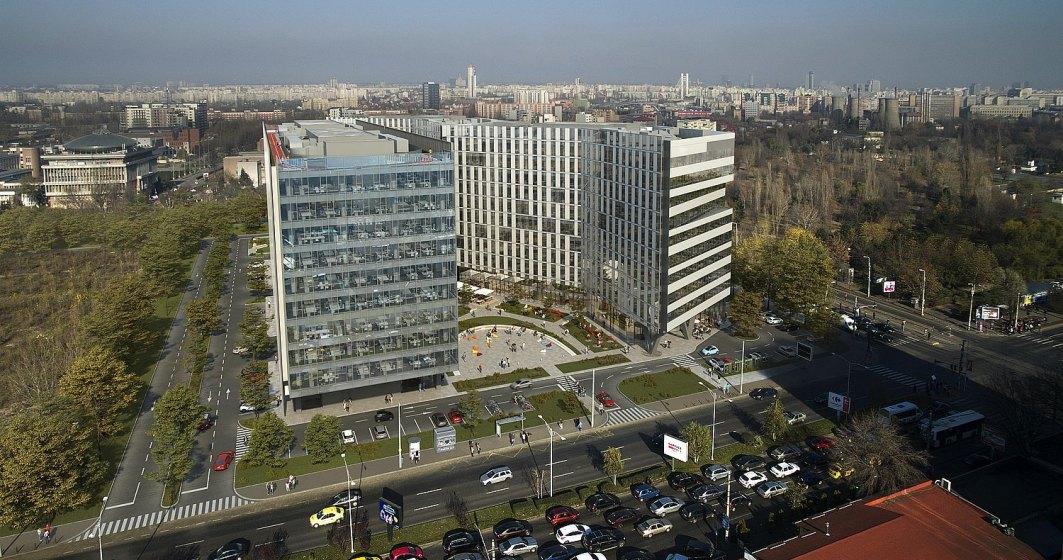 Skanska avanseaza cu constructia primei faze a birourilor Campus 6 din zona Politehnicii: cum va arata megaproiectul de peste 80.000 mp