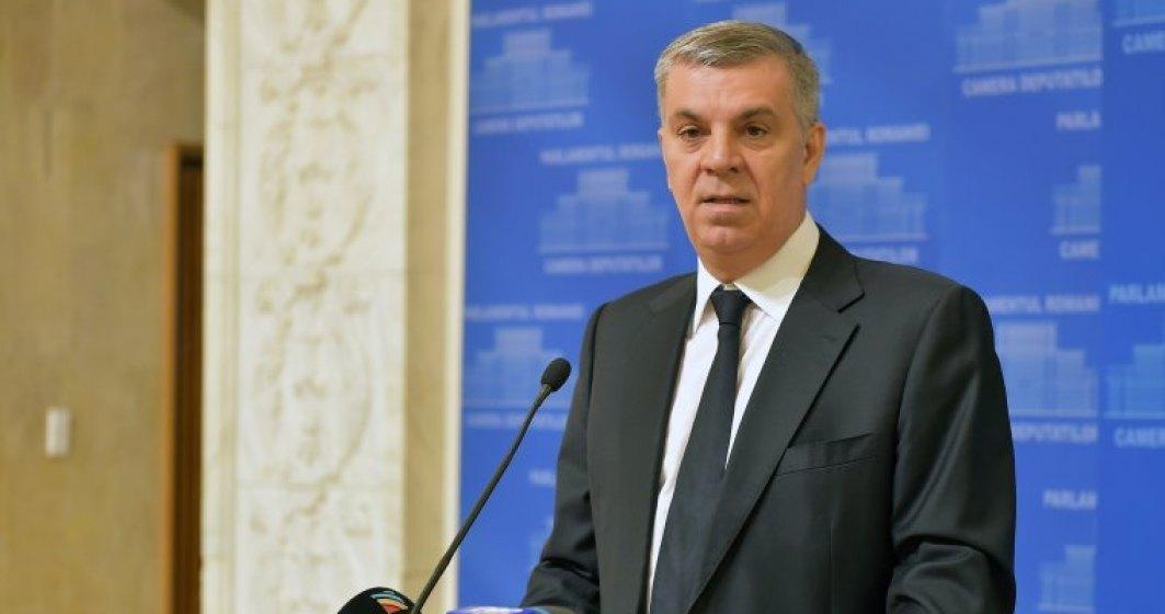 Valeriu Zgonea, condamnat in prima instanta la 3 ani de inchisoare cu executare pentru trafic de influenta