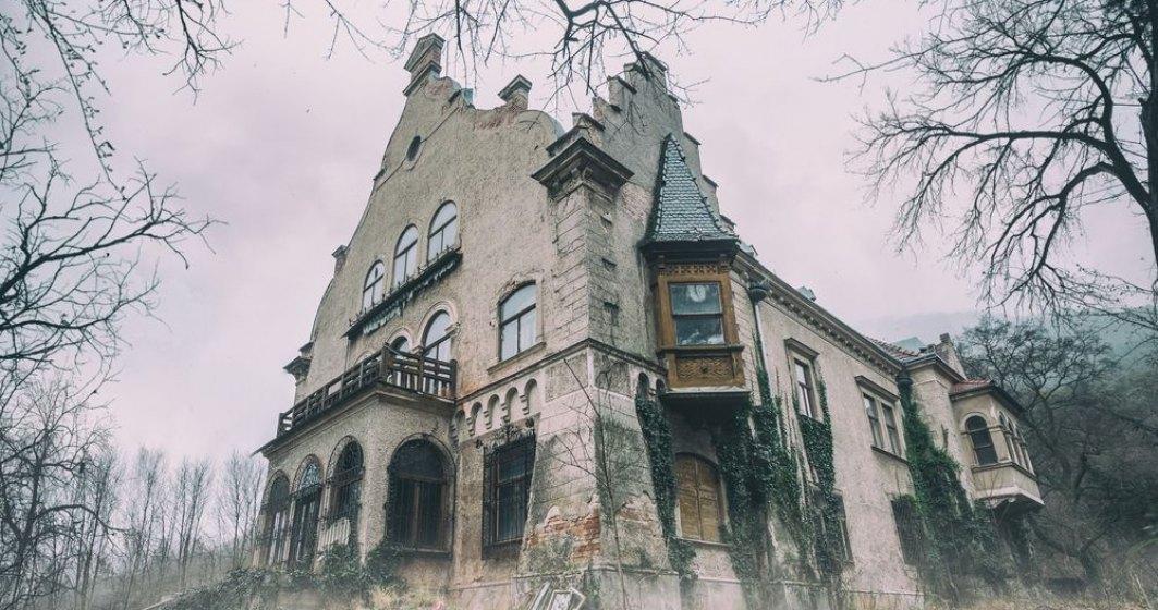 Sapte castele bantuite care dau fiori chiar si celor mai curajosi calatori. Unul se afla in Romania