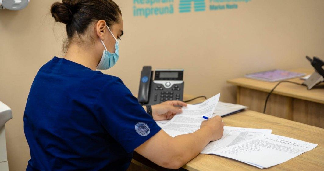 """Institutul """"Marius Nasta"""" a lansat un call-center pentru rudele pacienților din ATI COVID"""