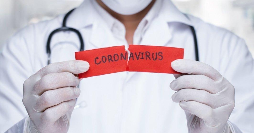 """Trei pacienți vindecați de coronavirus vor fi externați de la """"Victor Babeș"""""""