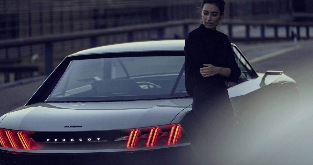 Cele mai interesante concepte auto de la Salonul Auto de la Paris 2018