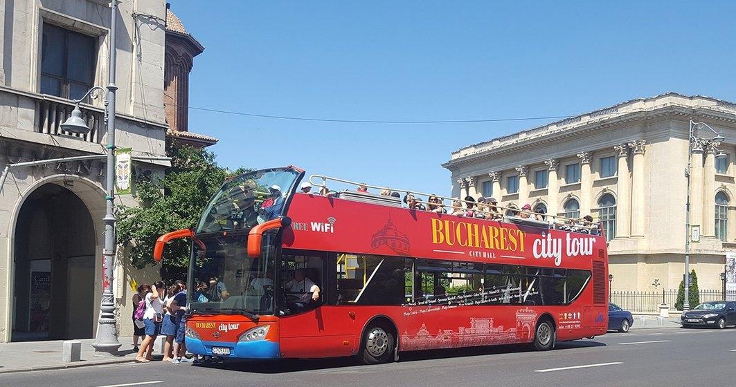 Linia turistica Bucharest City Tour se relanseaza pe 1 iunie