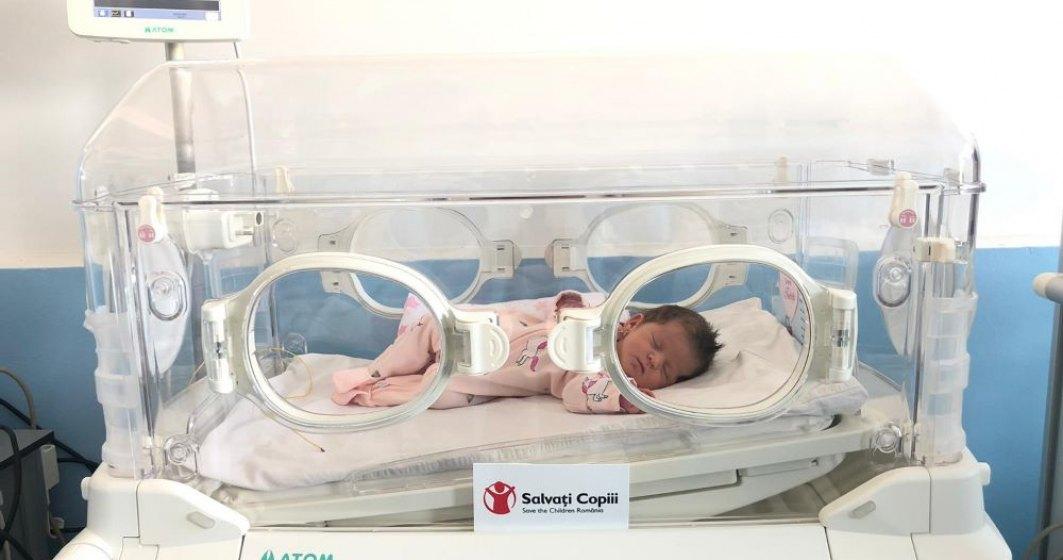 Zece secții de terapie intesivă neonatală și de pediatrie au nevoie de echipamente medicale