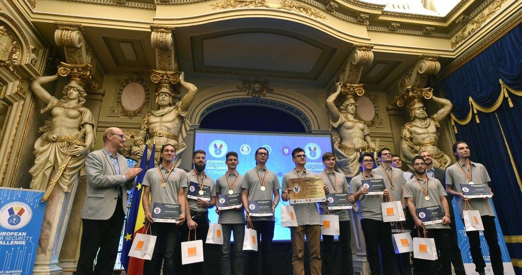Romania a castigat titlul de campioana europeana la competitia European Cyber Security Challenge 2019