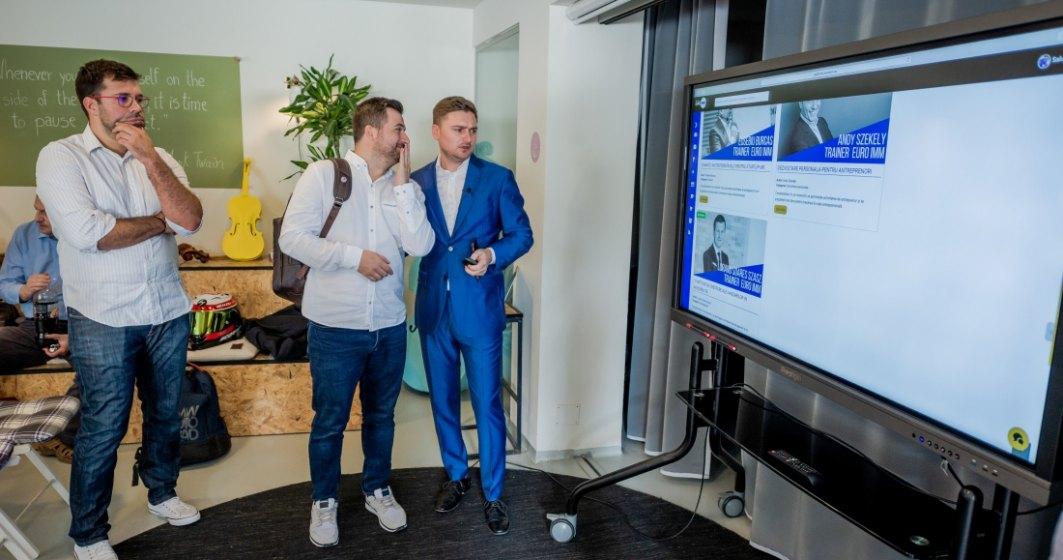 Ce isi propune noua platforma dedicata antreprenorilor, EuroIMM