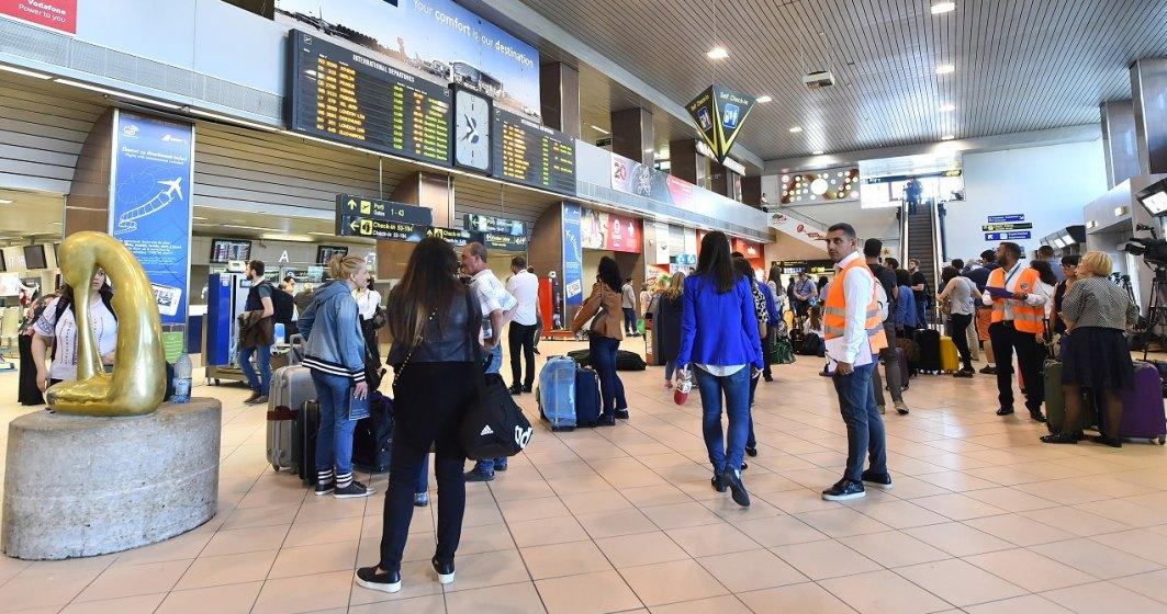 Raport: Nereguli la aeroportul Otopeni: zero investitii intre 2013 si 2015, angajati doar cu numele
