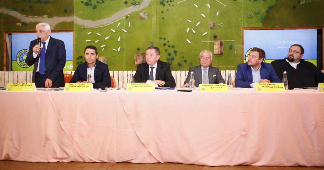 Carrefour a lansat Filiera Calitatii Carne de Manzat, proiect dezvoltat in parteneriat cu micii producatori locali