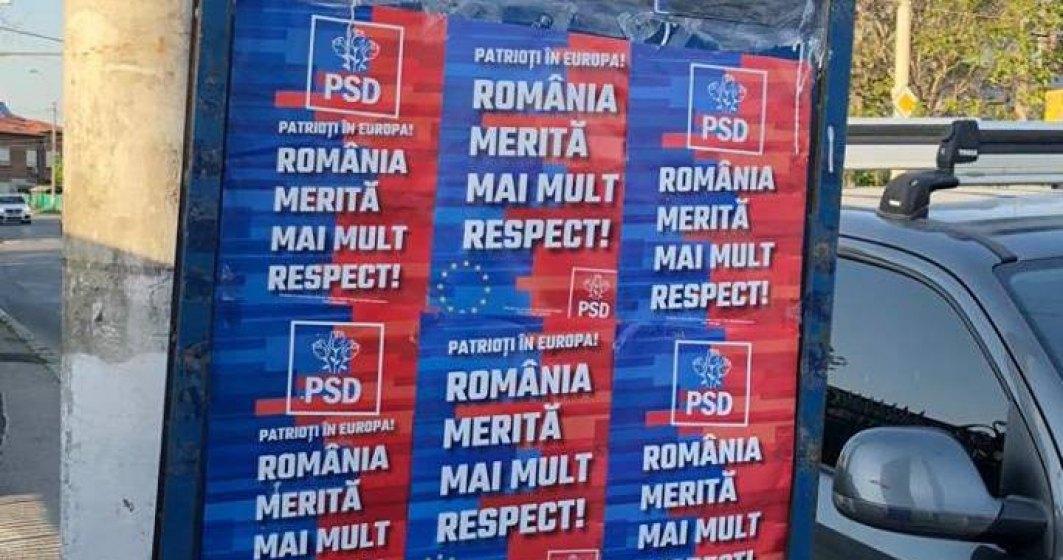 USR, plangeri pentru ca PSD incalca legea electorala