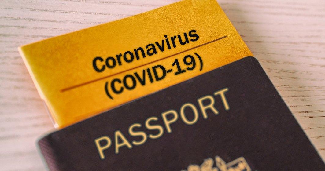 Israelul va emite paşapoarte ''verzi'' pentru cei vaccinaţi împotriva COVID-19