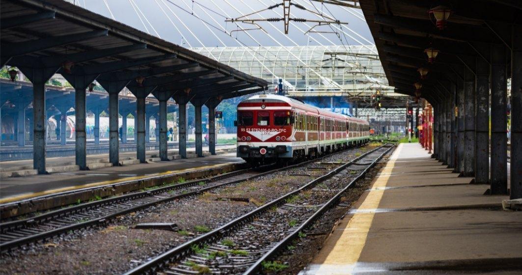 CFR: Întârzieri de zeci de minute în Gara de Nord, din cauza problemelor din raza stației Lehliu