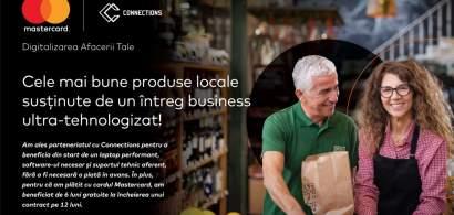Mastercard lansează un pachet de soluții pentru digitalizarea afacerilor, ce...