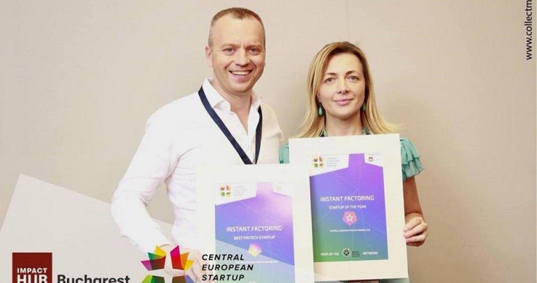 Startup-ul FinTech Instant Factoring isi schimba structura de conducere: Elisa Rusu, CEO si cofondator, se retrage si incepe un nou proiect