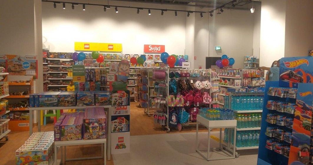 Un brand de produse pentru copii deschide un nou magazin