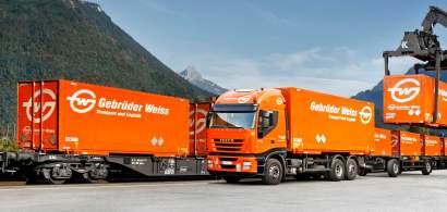 Gebrüder Weiss România: Creștere spectaculoasă pe Home Delivery. Numărul...