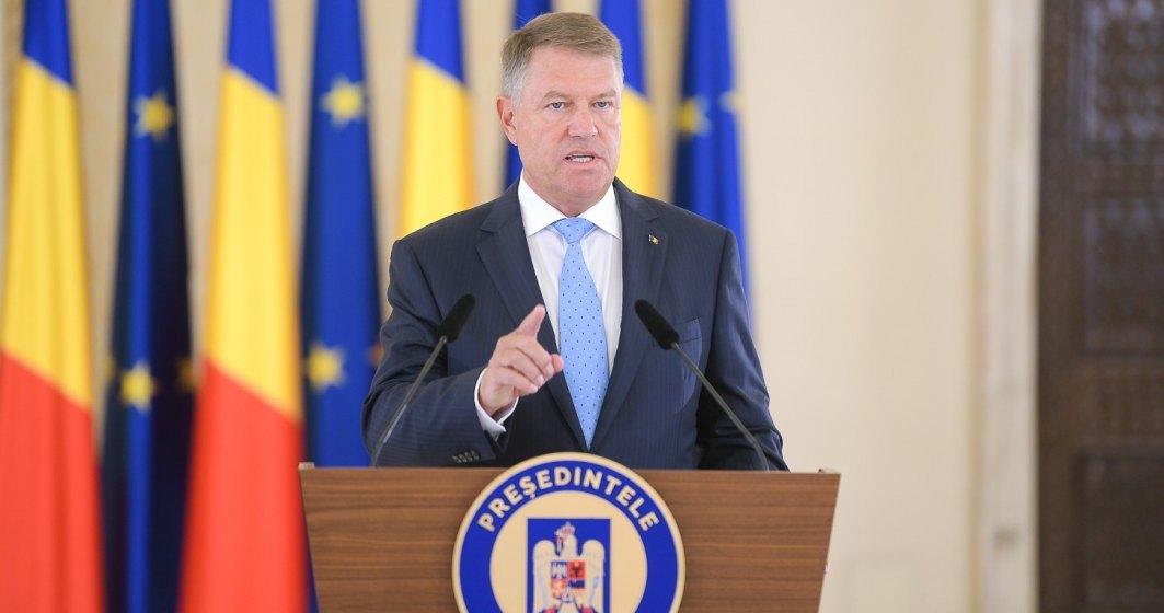 Klaus Iohannis: Nu văd motive pentru un nou lockdown